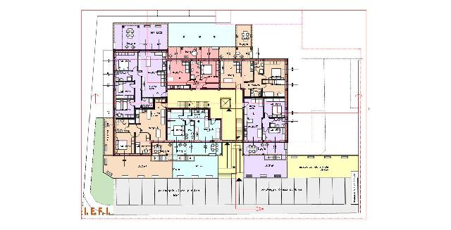 Iefi srl for Piani di costruzione di edifici residenziali in metallo